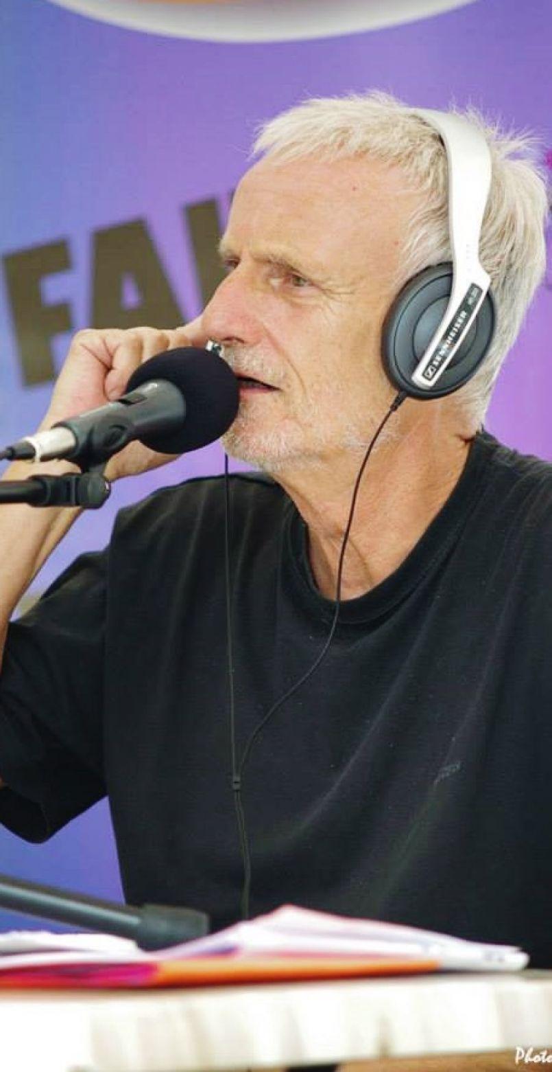 Covid-19 : le 'rire' plus que jamais nécessaire en cette période, c'est ce que nous a dit Christo Laroque, humoriste et homme de radio...
