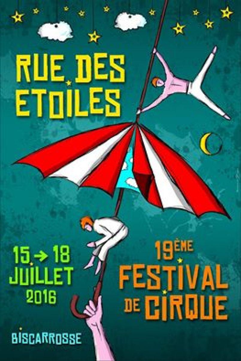 Rêvez à Biscarrosse Latécoère avec, du 15 au 18 juillet, le Festival 'Rue des étoiles'