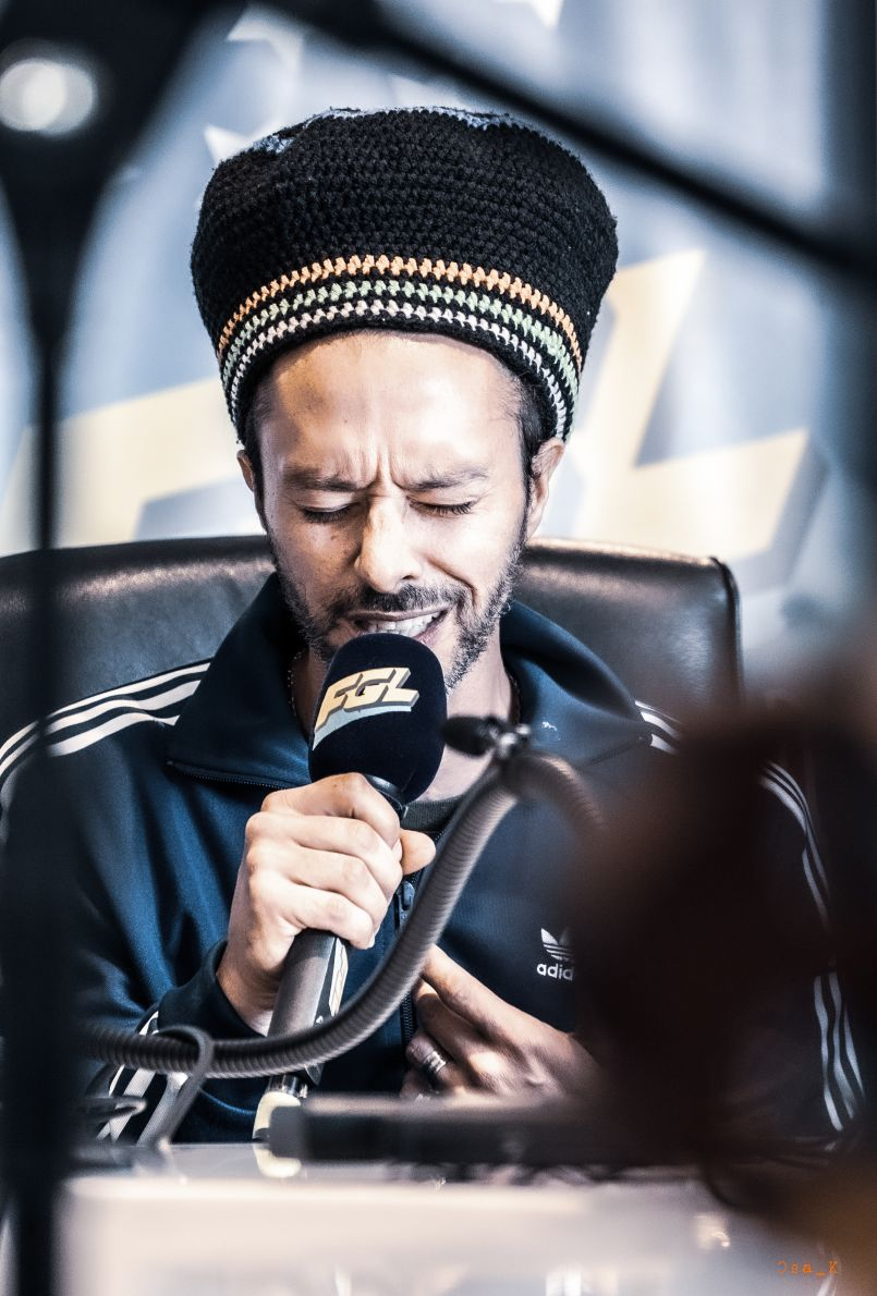 1ère Session Live FGL avec le groupe leader du reggae français Danakil.
