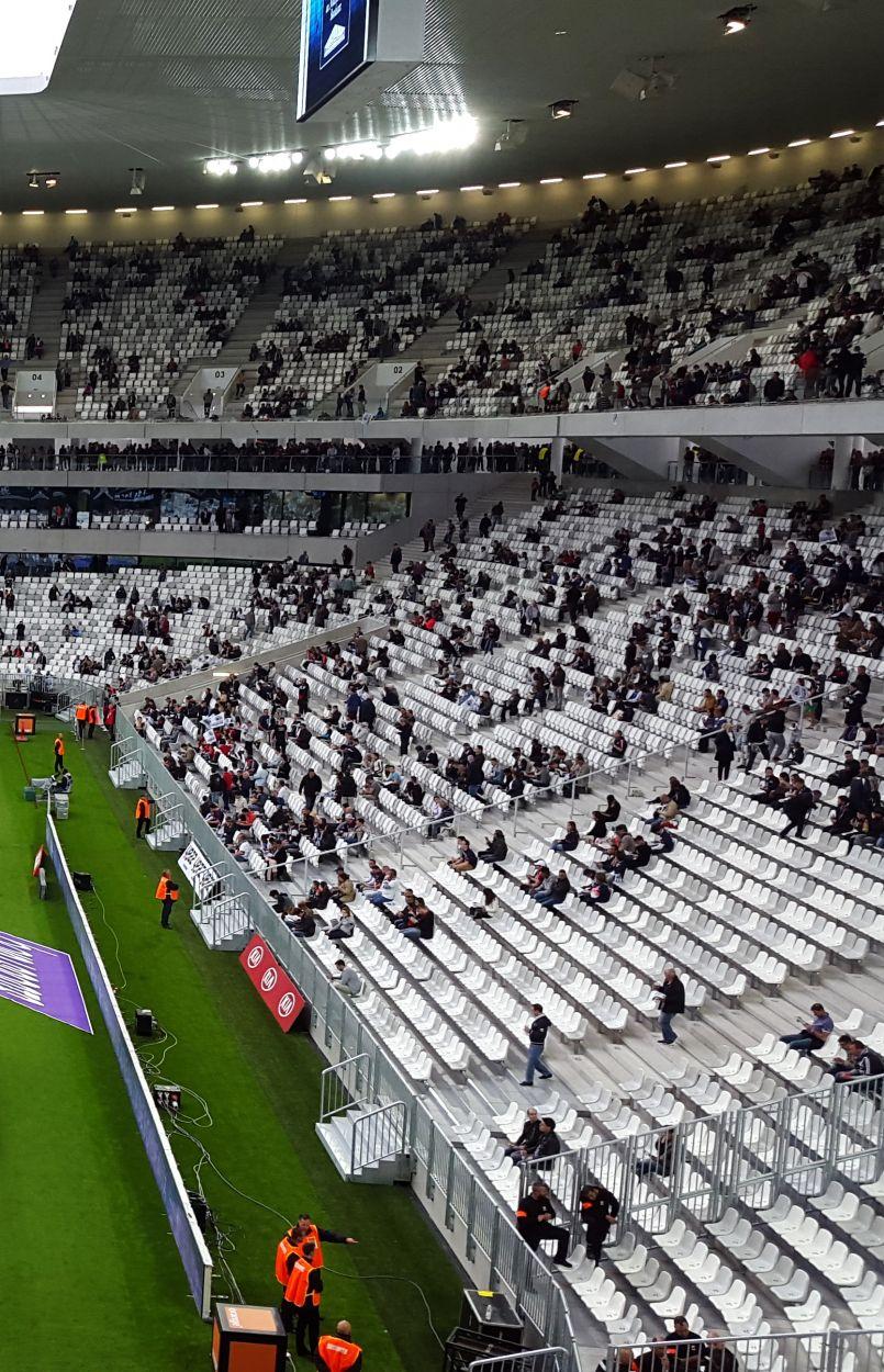 Vente des Girondins de Bordeaux reportée de 15 jours