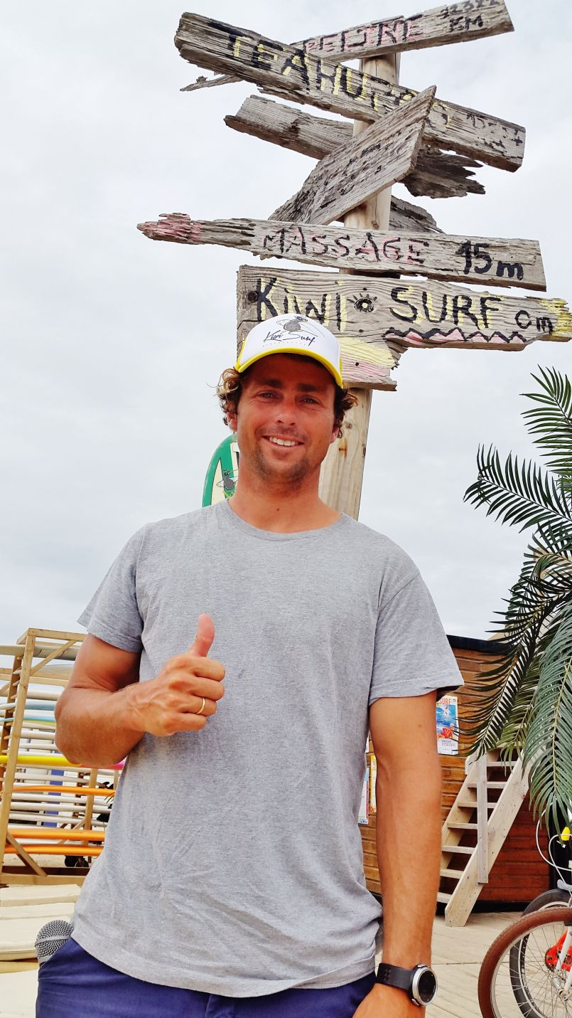 Dixième Kiwi Surf Festival de Biscarrosse. Dhélia et Clément Cétran iront à Hawaï fin août