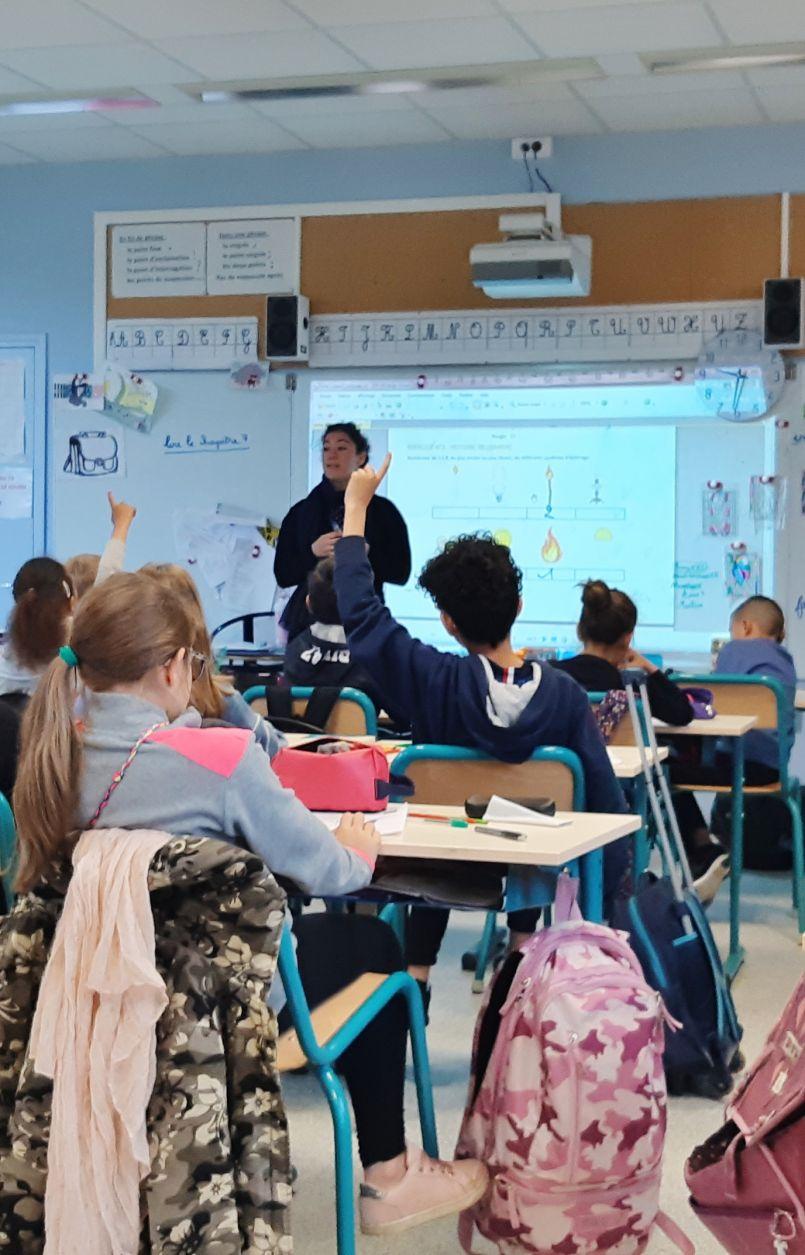 Avec Eco CO2, le programme 'Watty à l'école' séduit les enfants confinés...
