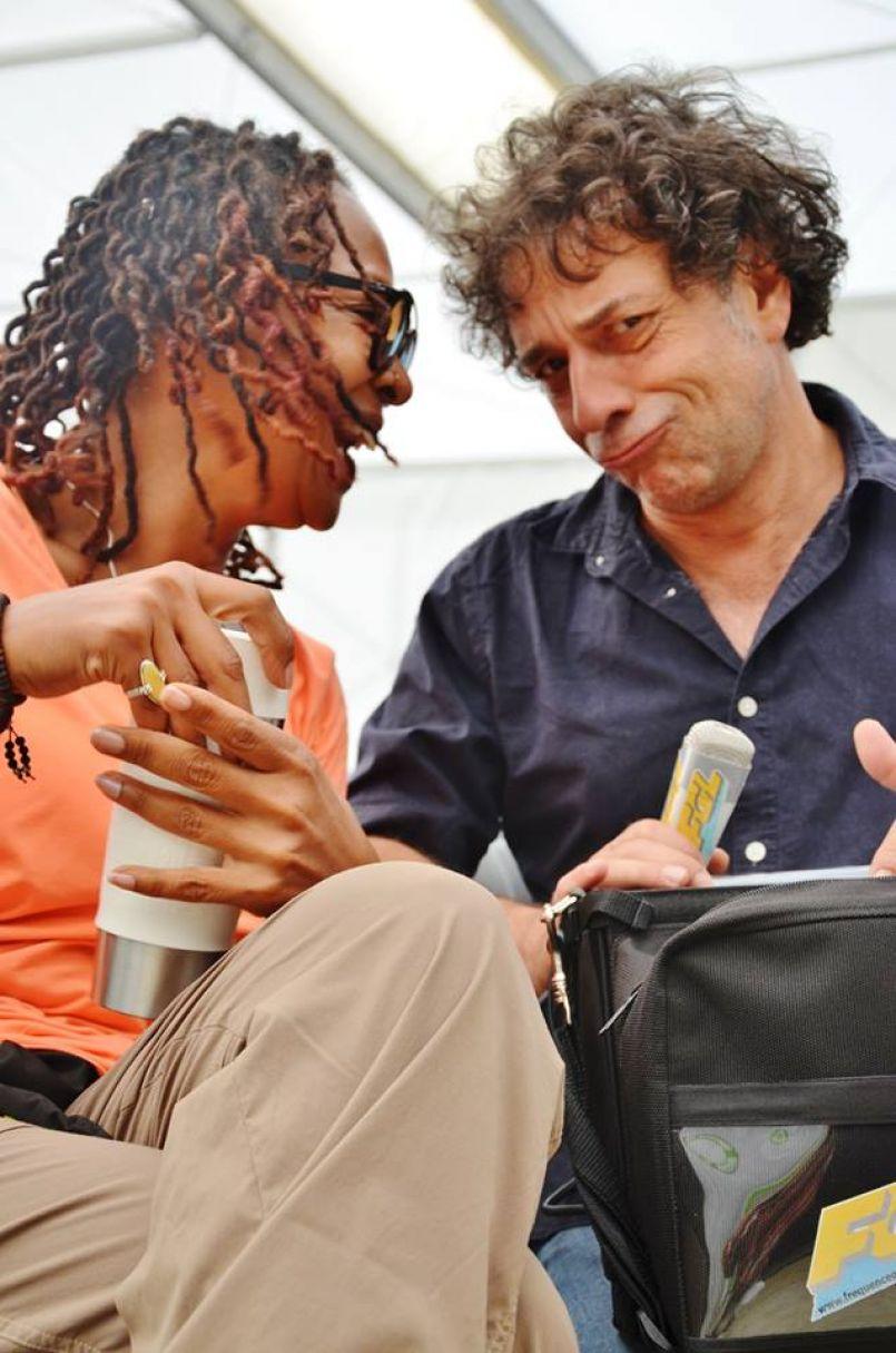 Quel week sur la côte landaise ! Entre forts coeffs et Festival 'Jazz In Sanguinet' gagnant...