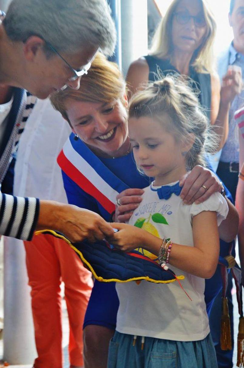 L'avenir d'un village avec l'inauguration de la nouvelle école élémentaire de Sanguinet