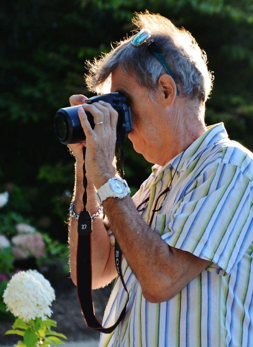 Disparition d'un homme aimé de tous, Michel Traversat photographe et professeur