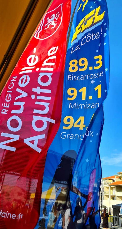 En ce 9 août, l'actualité landaise était à Vieux-Boucau. Visite ministérielle, Big Tour, dépistages Covid, musique et bonne humeur estivale pour la rédaction d'FGL.