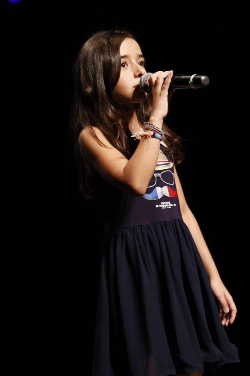 Inès, protégée d'FGL issue du casting biscarrossais, est en finale de Voice Kids 5