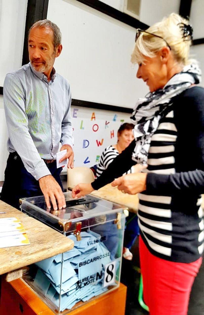 Elections 'Européennes' en Pays de Born et sur le Grand Dax : LREM et le RN en tête