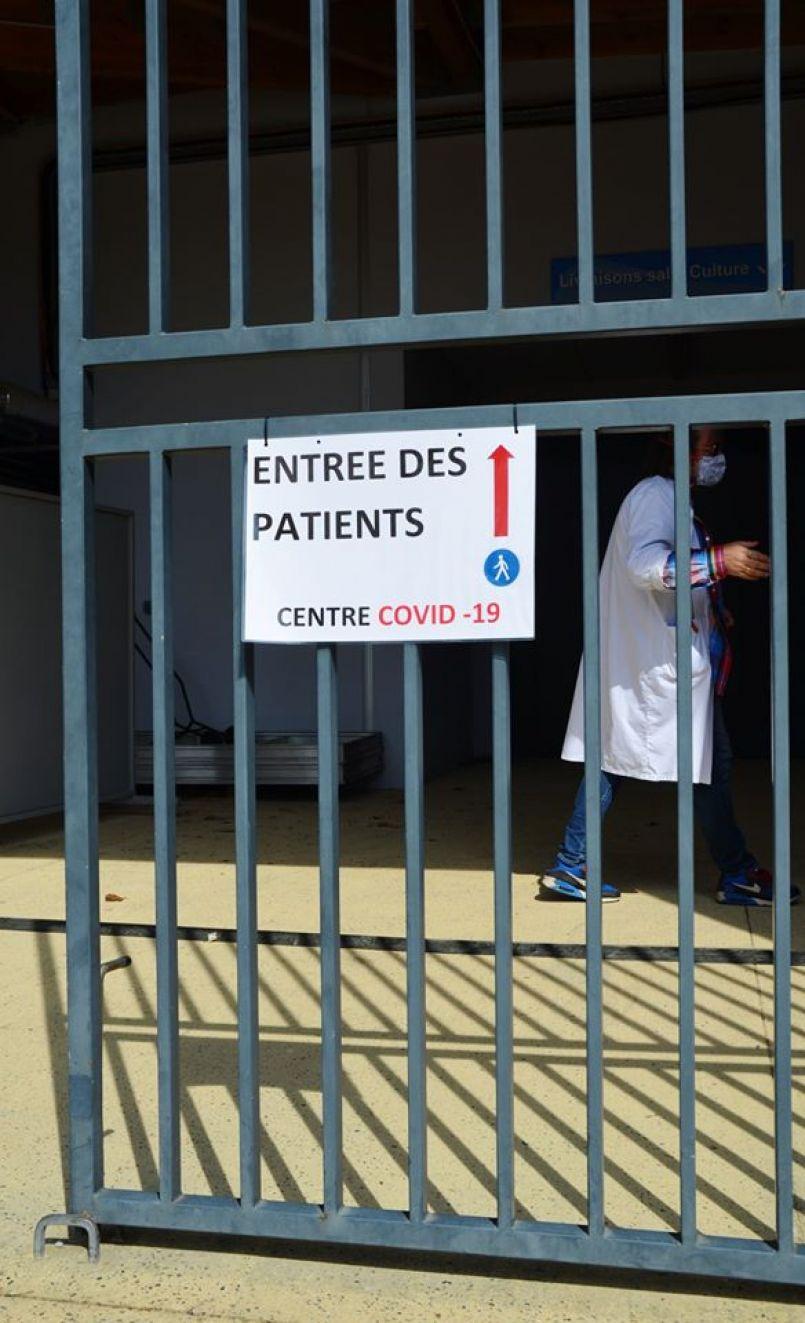 Coronavirus : interview par Hervé Delrieu du député de la circonscription landaise ...