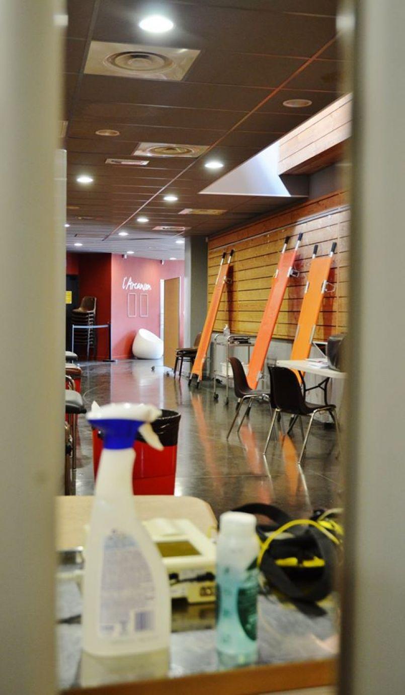 Centre Covid de Biscarrosse : interpellé sur les réseaux sociaux, le député Fabien Lainé répond...