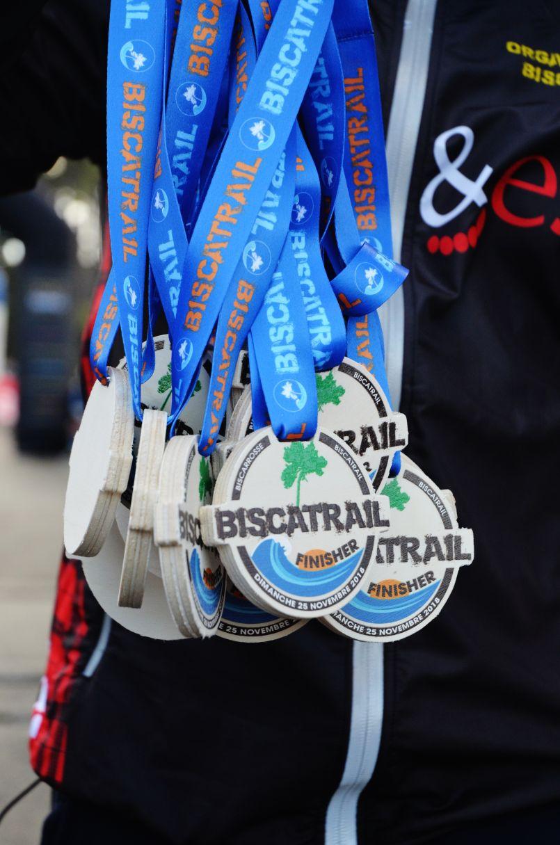 Edition spéciale 'Biscatrail 2018', le reportage d Hervé Delrieu
