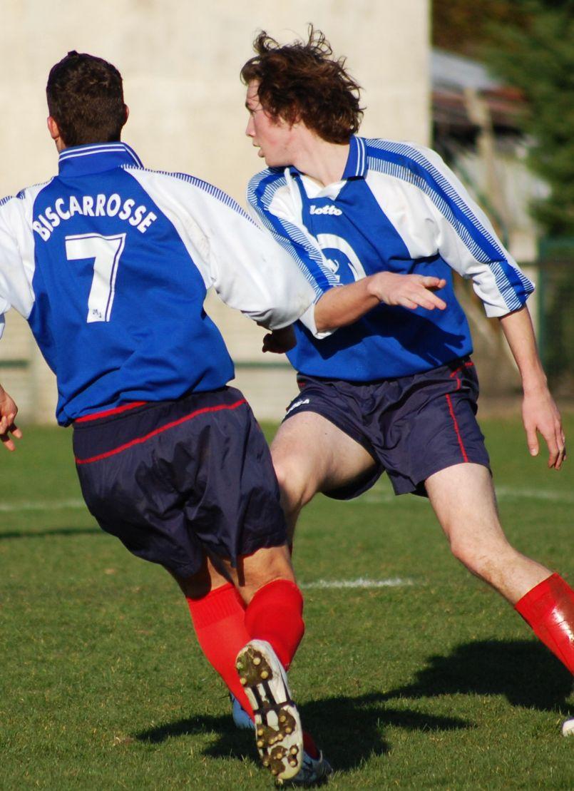 Fgl sport du 30 05 14 l 39 etoile montoise football remporte la coupe des landes 2014 - Coupe des landes football ...