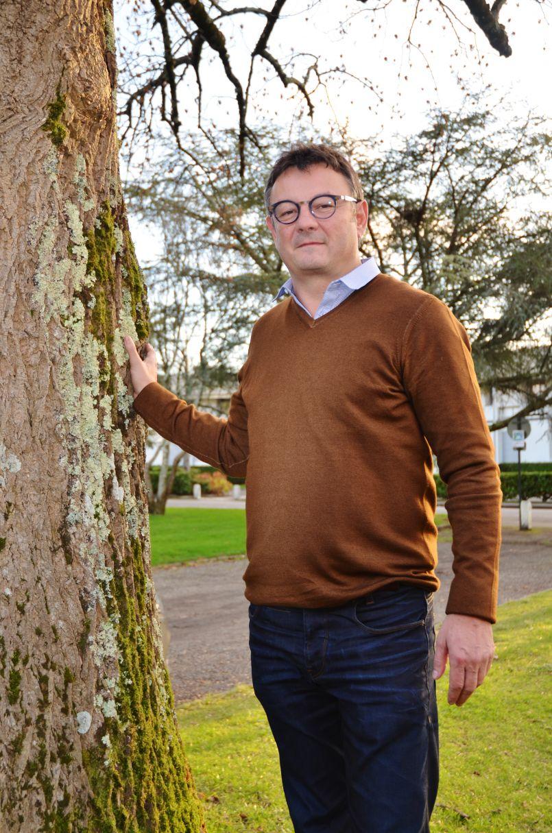 Municipales 2020 à Mimizan : Frédéric Pomarez se porte candidat