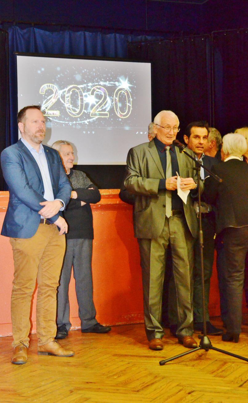 Ychoux : émotion pour un maire qui a marqué l'histoire de sa commune
