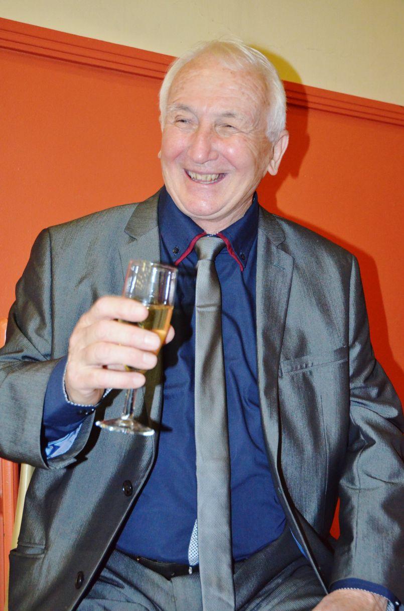 Voeux Ychoussois : après 30 ans, Marc Ducom tire sa révérence
