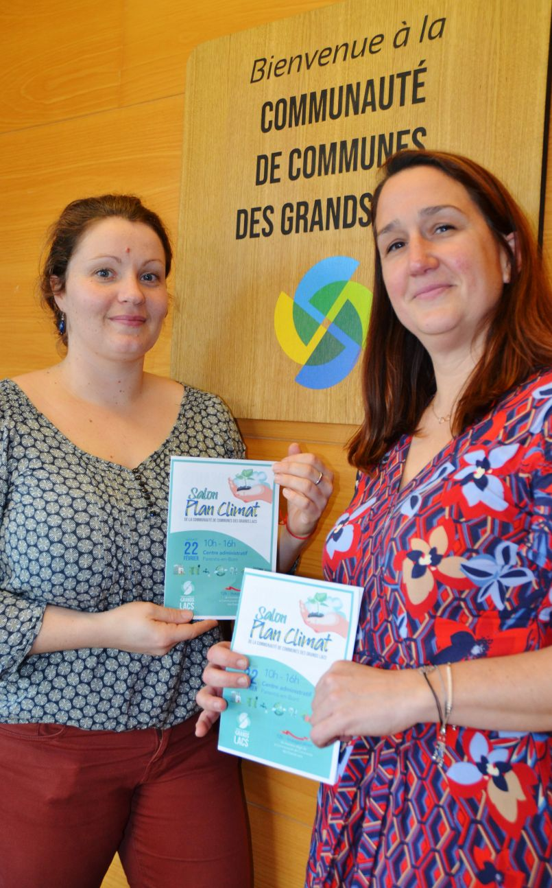 1er Salon Plan Climat de la Communauté de Communes des Grands Lacs ce samedi 22 février à Parentis en Born (40)