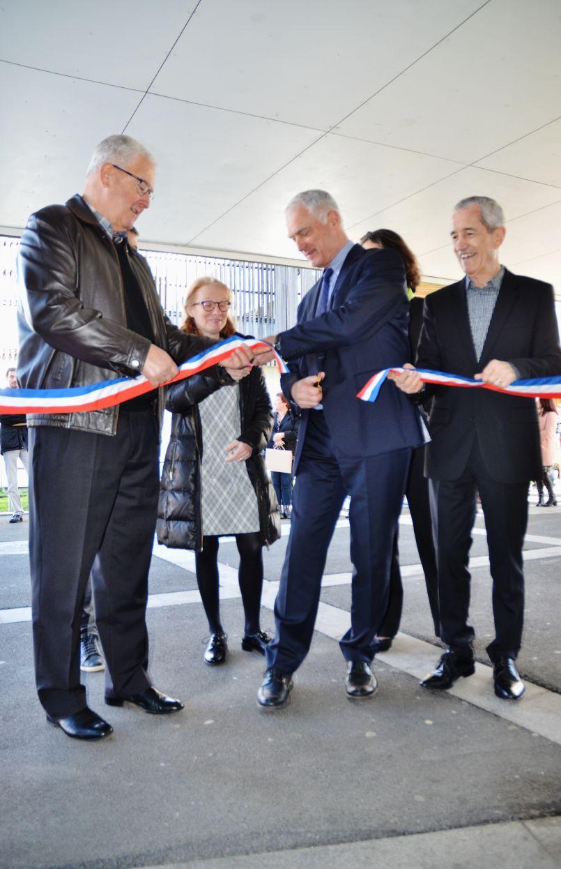 Inauguration du nouveau siège de la Communauté de Communes des Grands Lacs et 1er Salon Plan Climat
