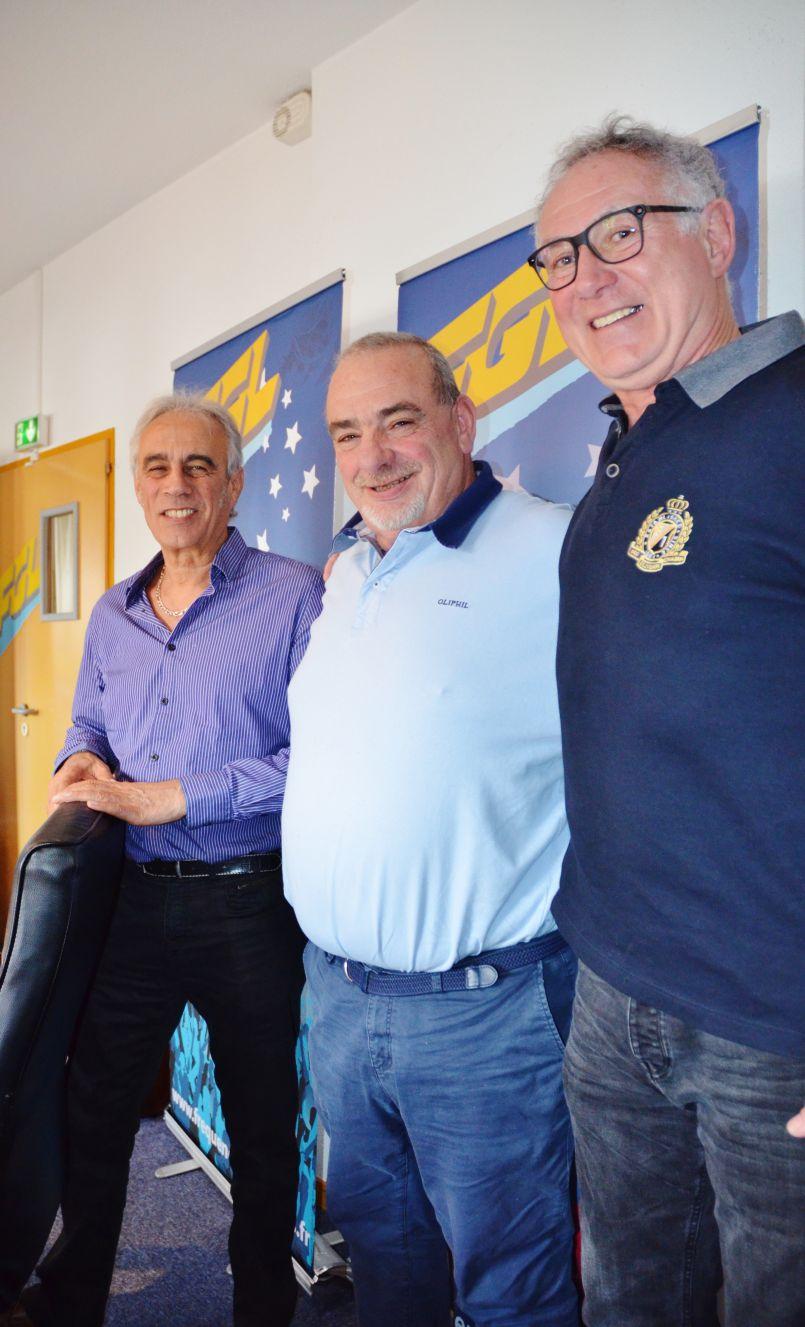 L'esprit rugby à trois têtes sur FGL : ils refont les matchs chaque semaine sur notre antenne