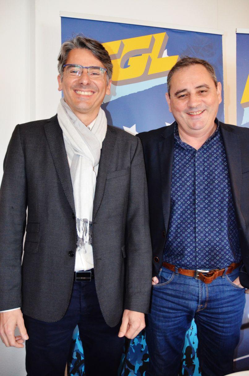 'Face-à-face' des Municipales à Biscarrosse : Patrick Dorville et Manuel Diaz ont affirmé leurs différences dans un débat vivant...