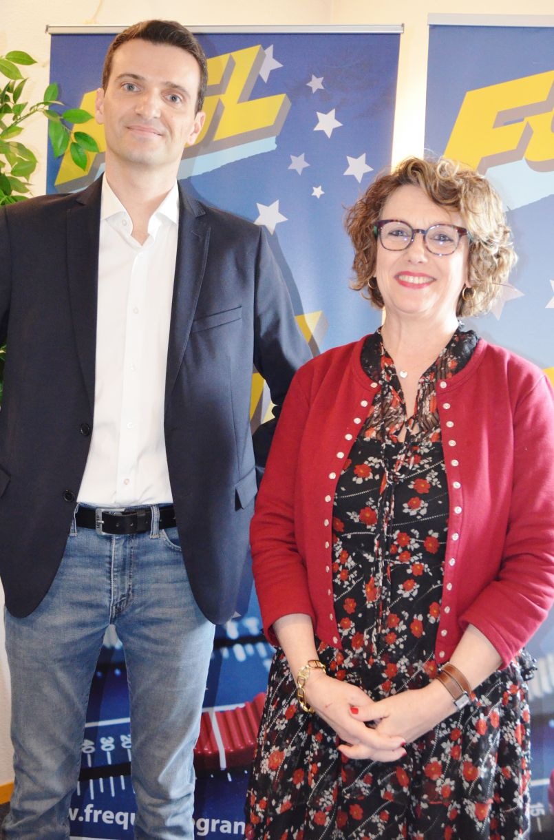 Municipales Parentissoises entre Marie-Françoise Nadau et Julien Bard : 'Coeur de village' et démocratie participative au centre d'un 'Face-à-face' passionné