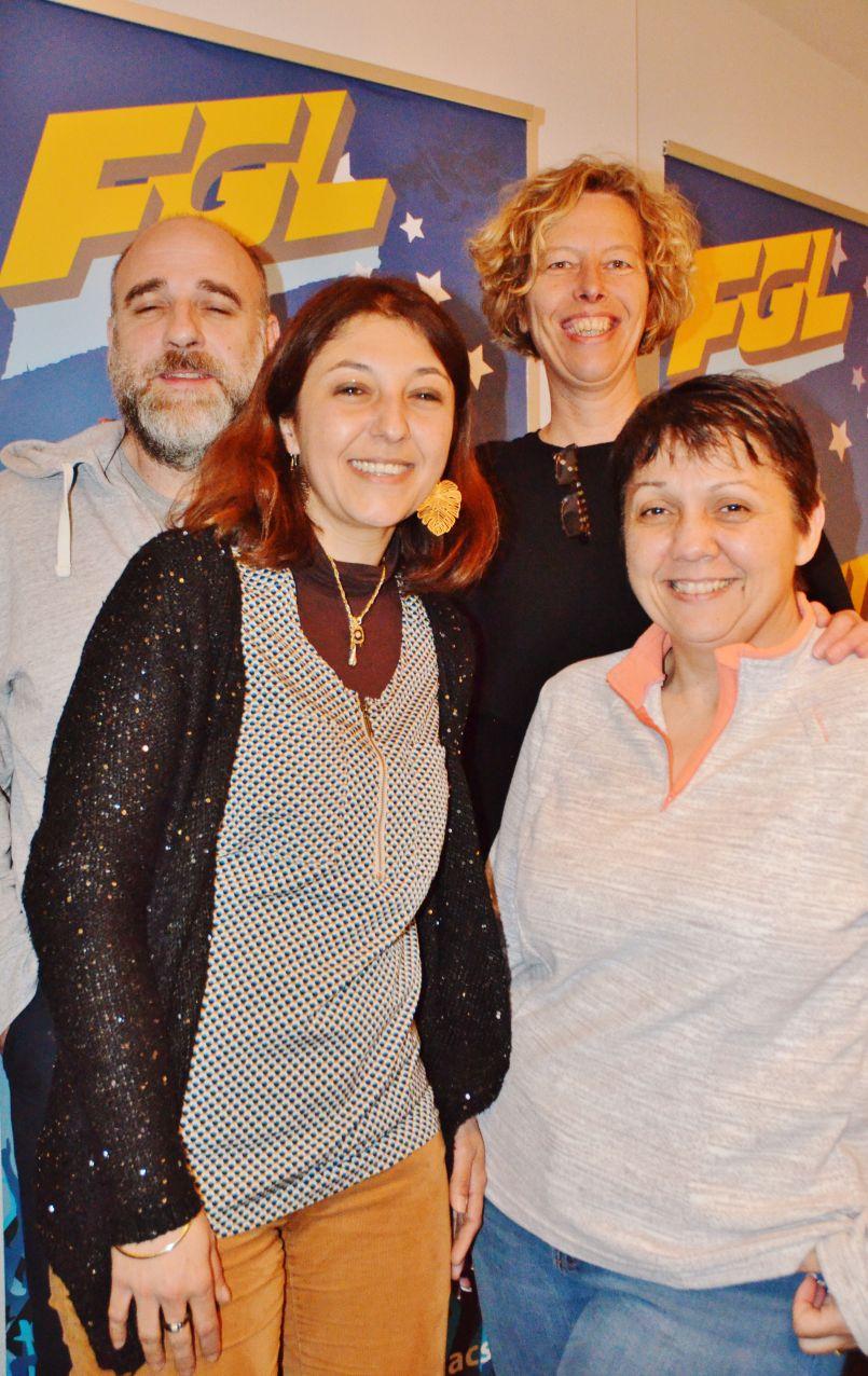 Municipales Sanguinetoises : Nathalie Larrue-Soubaigné prône l'honnêteté et la transparence