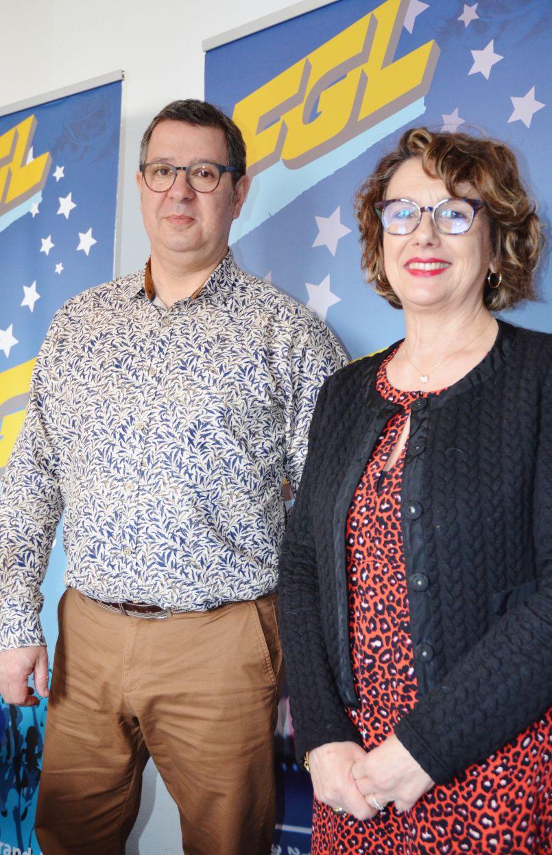 Parentis en Born : second tour des Municipales entre Marie-Françoise Nadau et Georges Laluque. 21% des voix du 1er tour appartiennent aux électeurs.