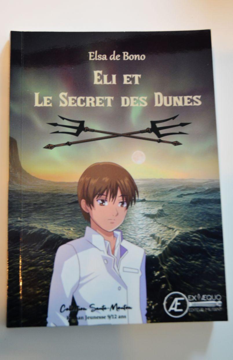 Après confinement, la biscarrossaise Christine Lescoutte sort 'Eli et le secret des dunes'...