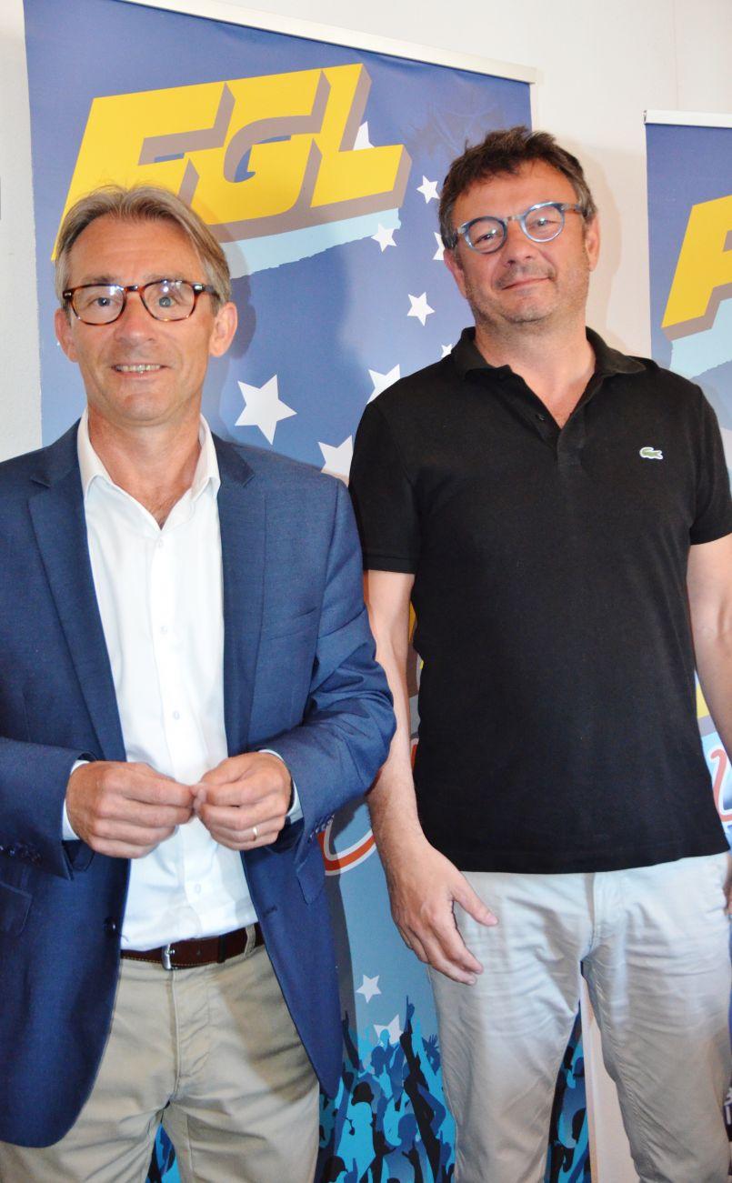 Débat des Municipales Mimizannaises passionné entre Frédéric Pomarez et Arnaud Bourdenx, malgré une 'bataille' de chiffres...pour deux visions différentes de cette commune
