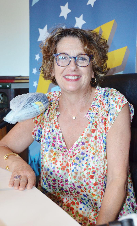 Municipales 2020 : Marie-Françoise Nadau entend être la maire de tous les Parentissois.