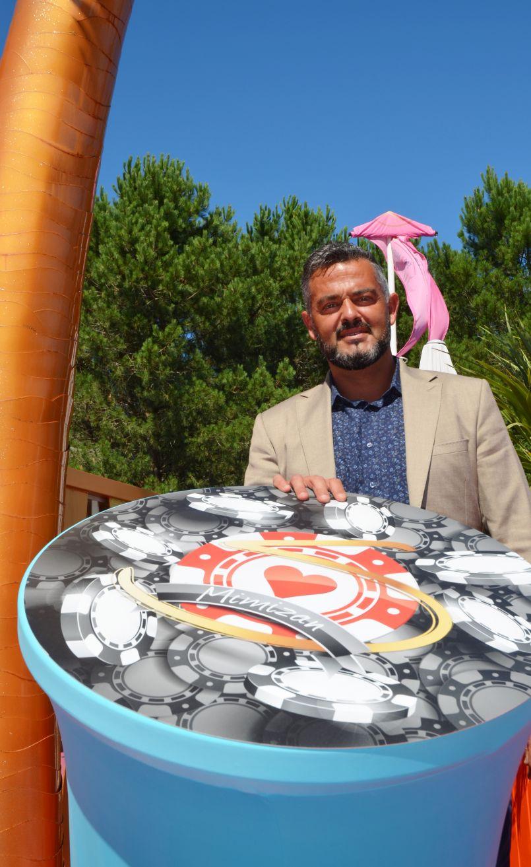 Déconfiné depuis juin, le Stelsia Casino à Mimizan se satisfait de ce début de saison, avec les règles sanitaires qui s'imposent.