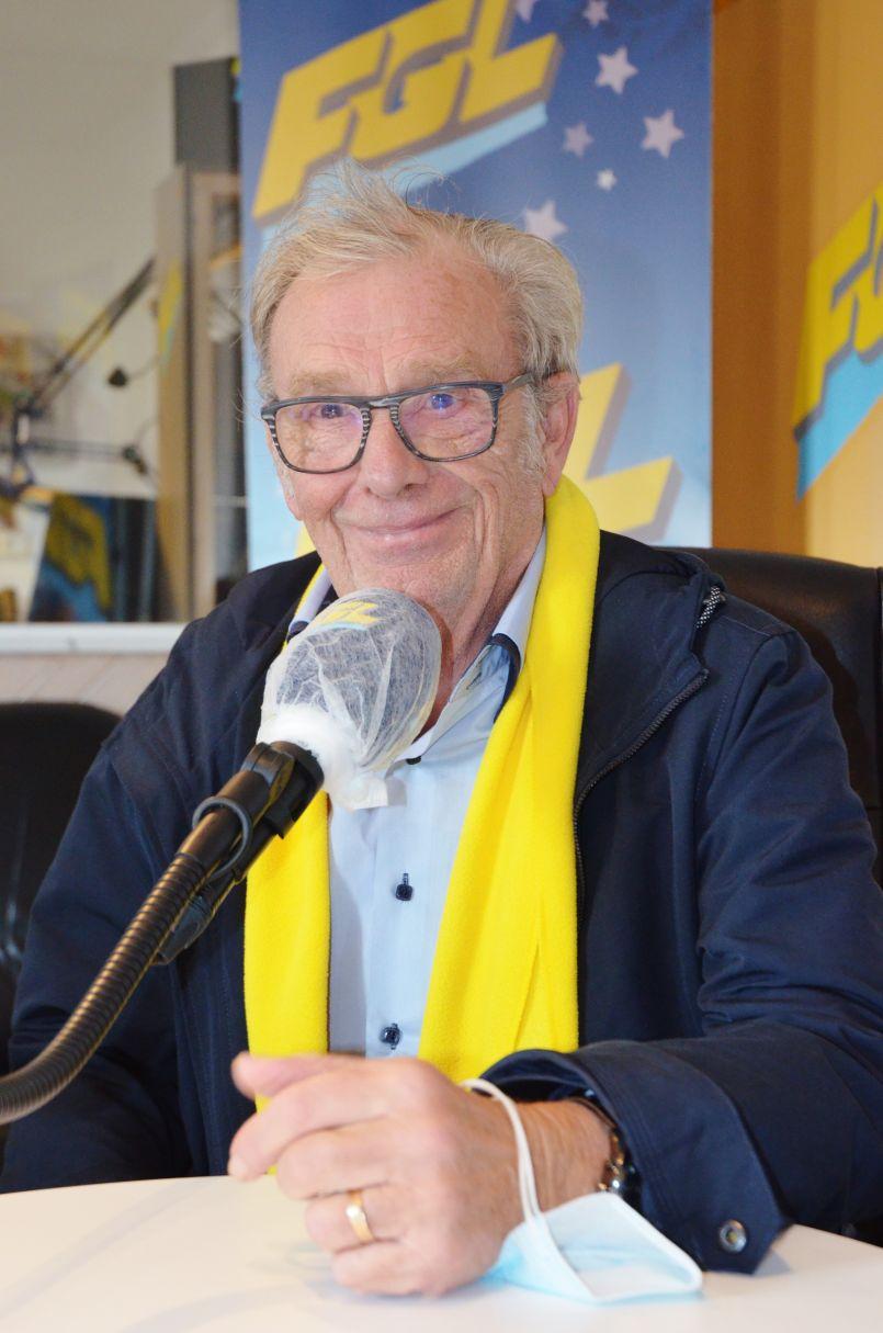 Covid-19, Téléthon, Littérature et Rugby...l'info du jour sur FGL avec Hervé Delrieu et ses intervenants...
