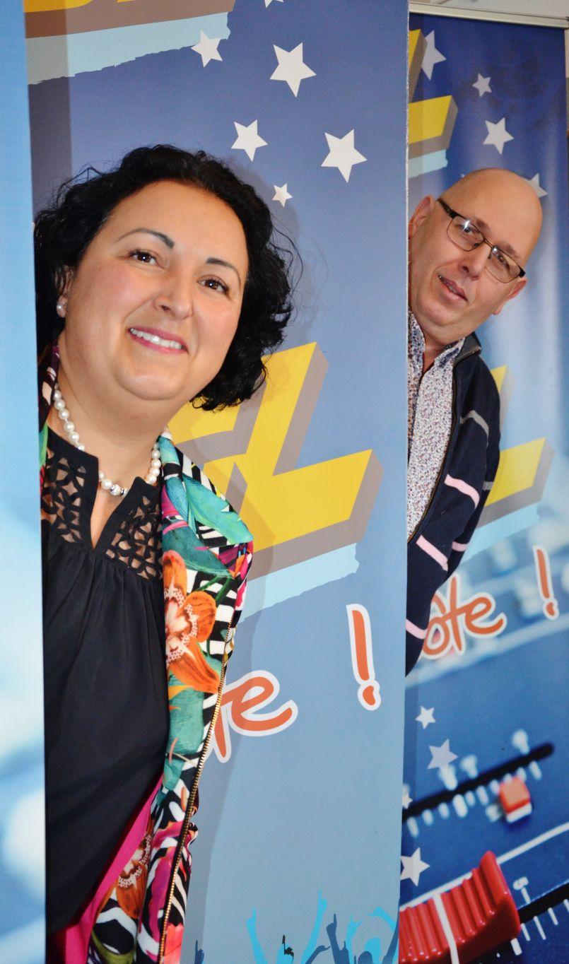 Deux boulangeries sont en concurrence lors de l'émission 'La meilleure boulangerie de France'