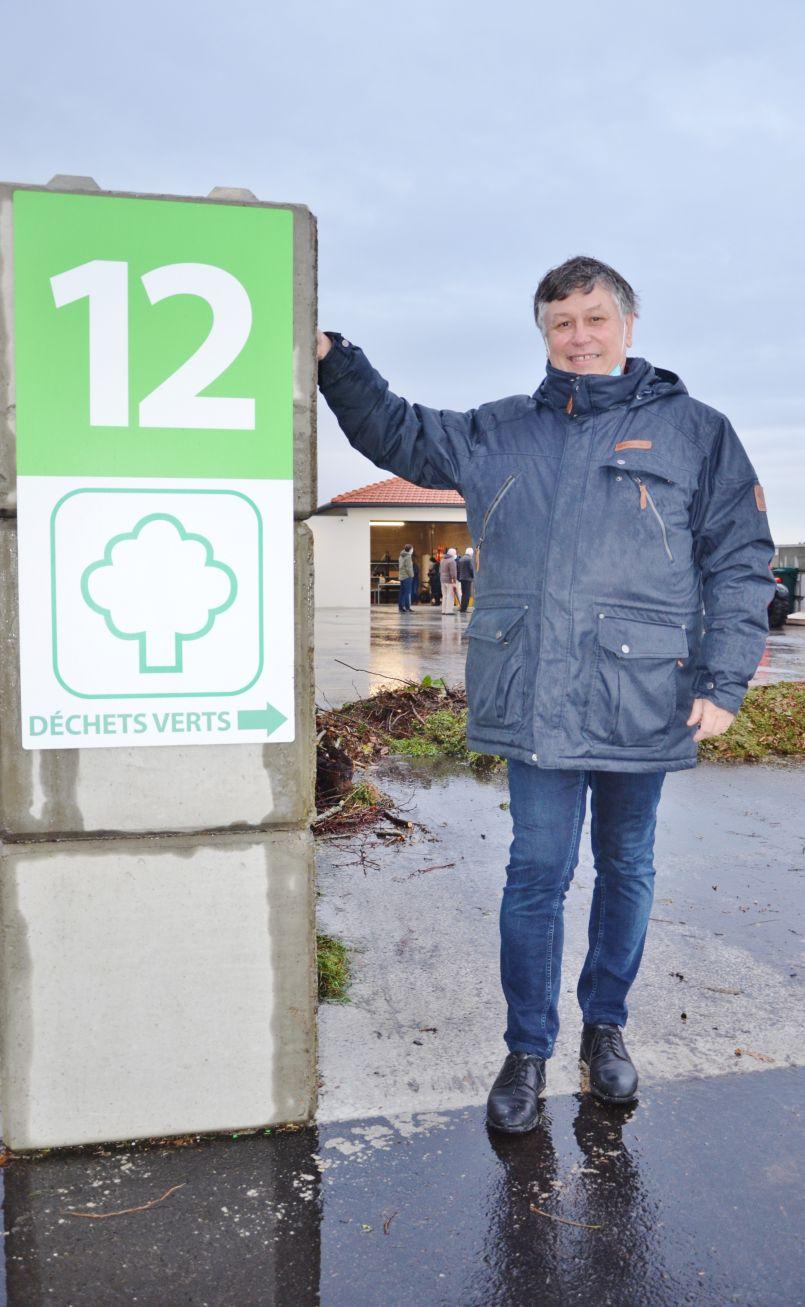 Sivom du Born : une nouvelle déchetterie pourrait naître à Biscarrosse, à l'horizon 2026/2027 ZAC La Mountagnotte. Dans l'immédiat, celle d'Ychoux (fraichement ouverte) a été présentée à la presse.