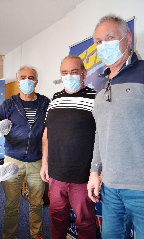 Un autre regard sur l'actualité landaise avec les invités d'Hervé Delrieu : Marc Vernier et les chroniqueurs rugby de la 1ère station indépendante des Landes.