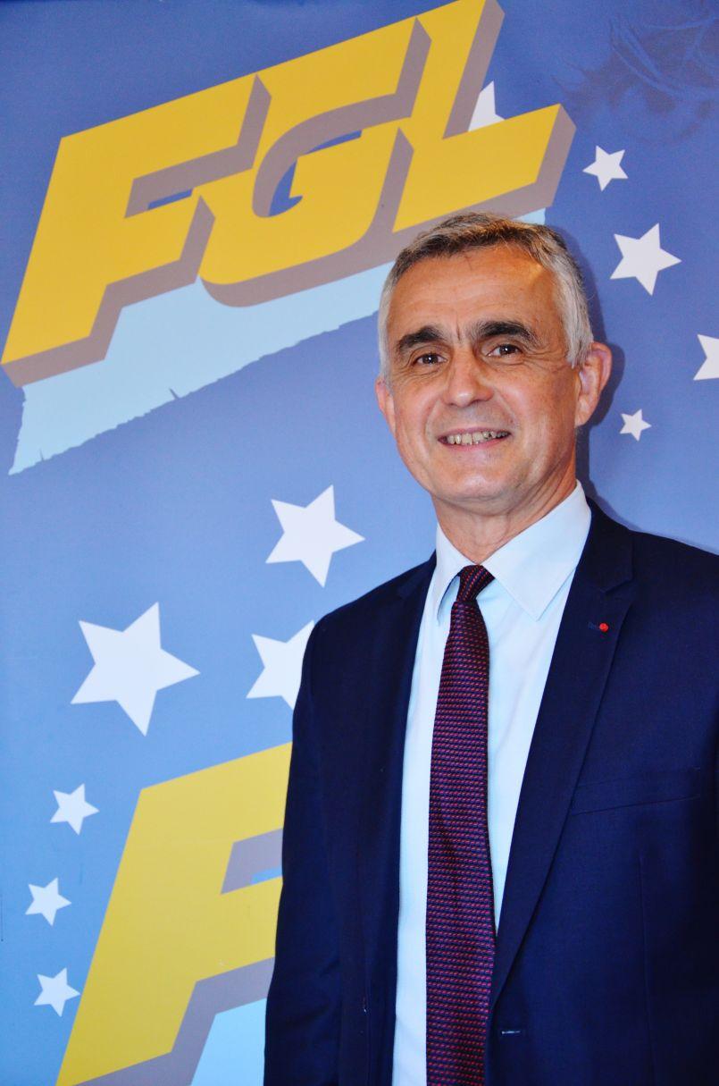 Inauguration ce jour du Comité 40 d'Objectif France. Le Général Soubelet était à Biscarrosse et en direct dans les studios d'FGL..