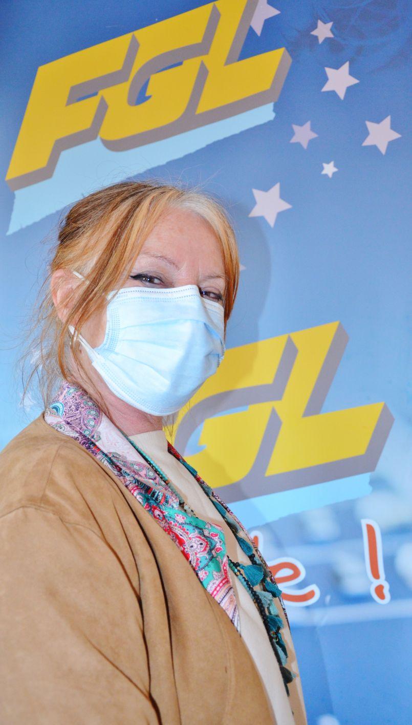 Caroline Gronvold, nouvelle correspondante de Sud-Ouest à Biscarrosse : 'Tous les sourires sont bons à prendre'. Portrait.