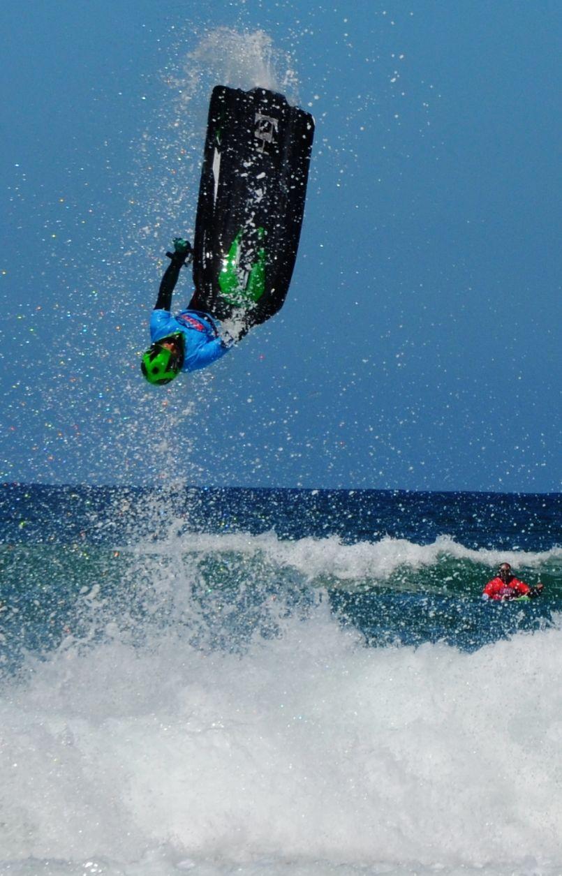 Jet Jump Extrême à Biscarrosse-Plage : l'envers du décor d'une compétition exceptionnelle