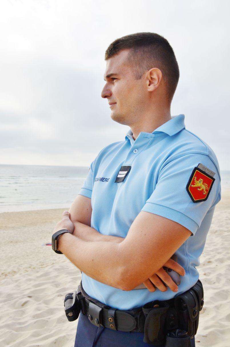 14 juillet et 15 août sous protection importante cette année encore à Biscarrosse-Plage