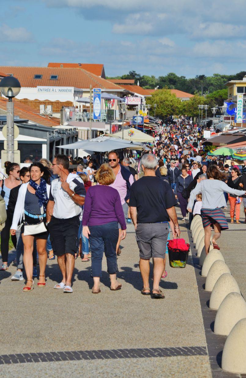 Plan de soutien d'un million d'€ lancé par le département des Landes pour relancer l'activité touristique...