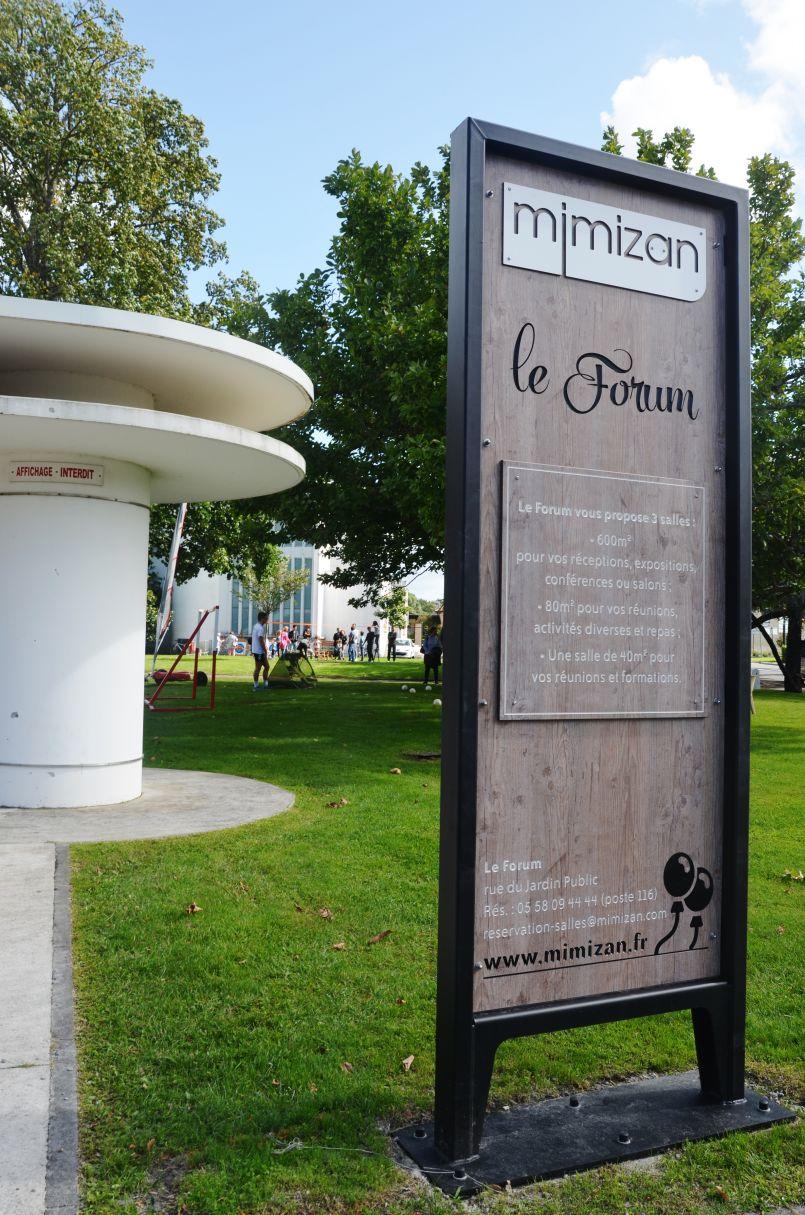 Pour Mimizan,  2018 a déjà commencé au Parnasse