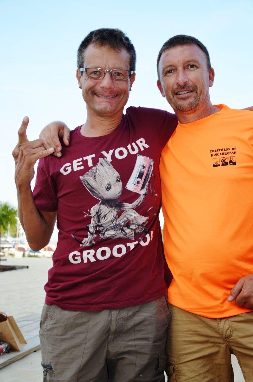 Oh...le beau Triathlon de Biscarrosse ! Une édition à la hauteur sur le site de Maguide