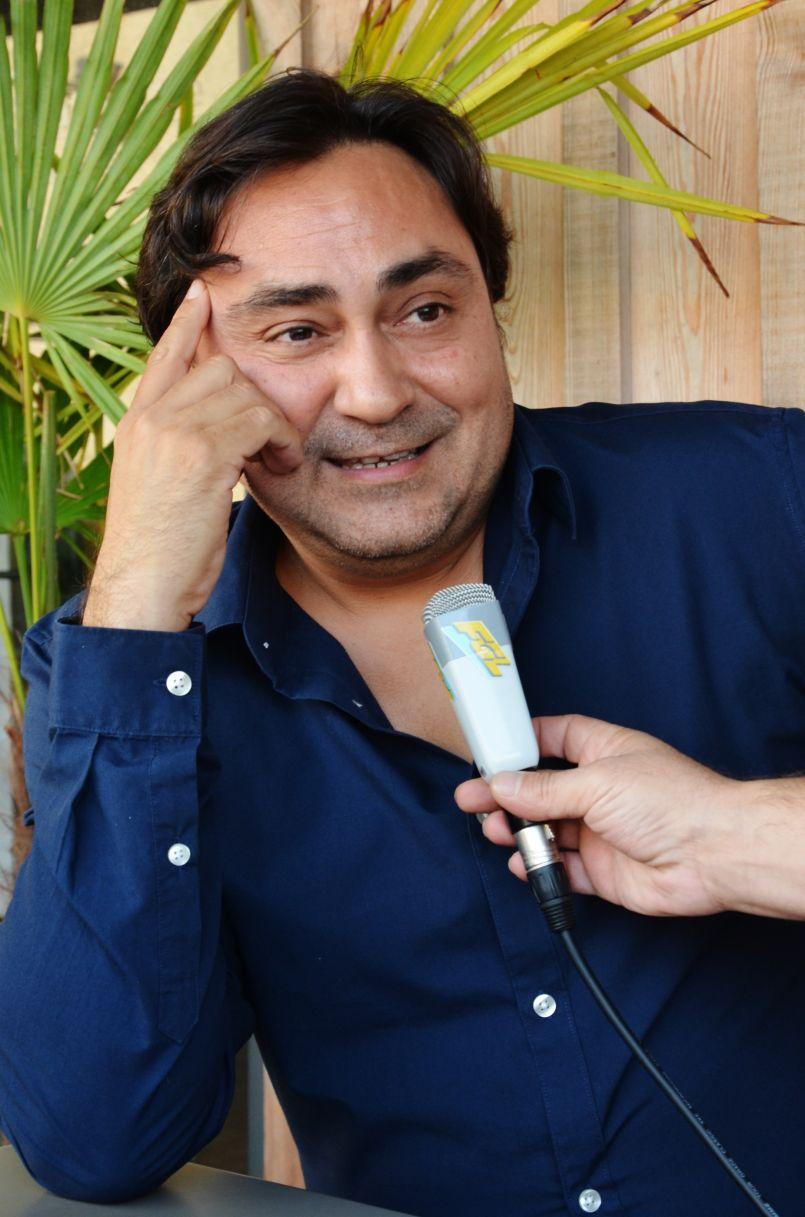 Jorge Camilo Valenzuela artiste atypique, personnage aujourd'hui commerçant à Mimizan