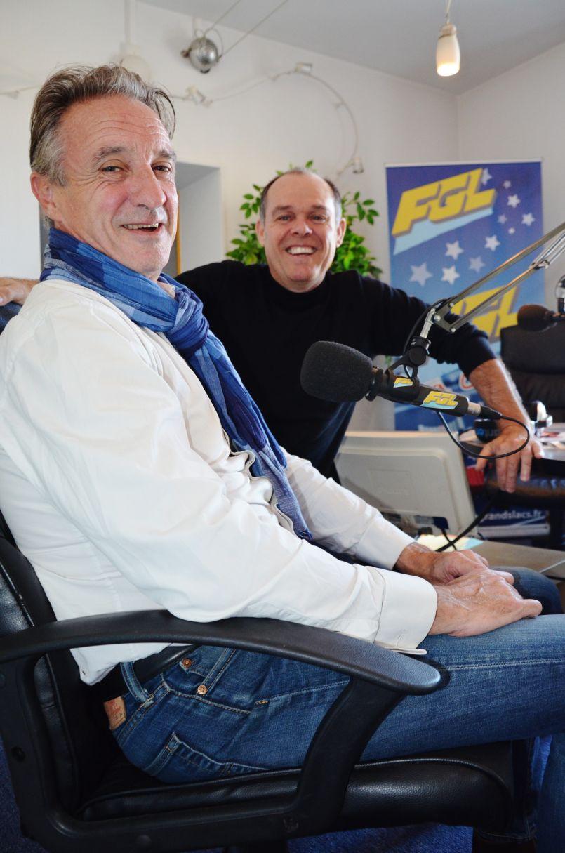 Arrêt sonore sur le journal Sportsland. Entretien avec Armand Buessard et Jean-Luc Auxion
