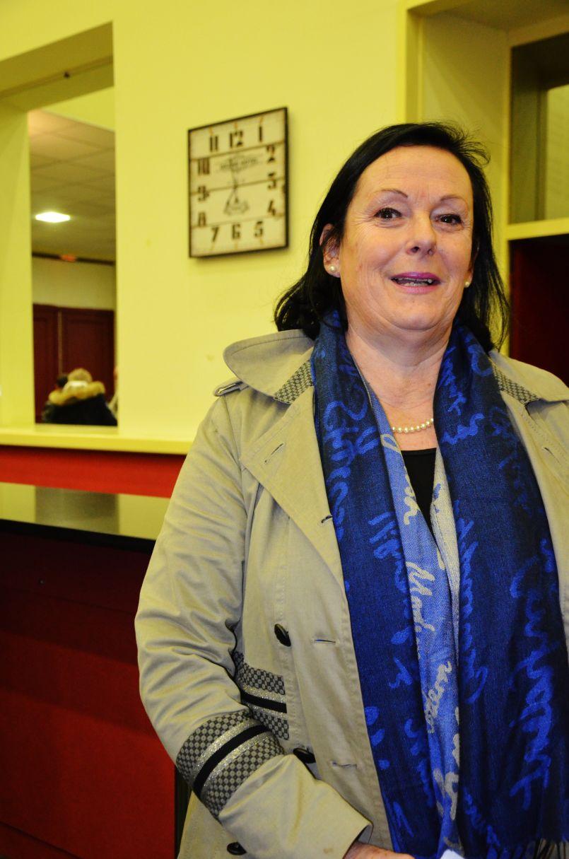 Luë (40) : un village désormais sécurisé qui rassure son maire Patricia Cassagne