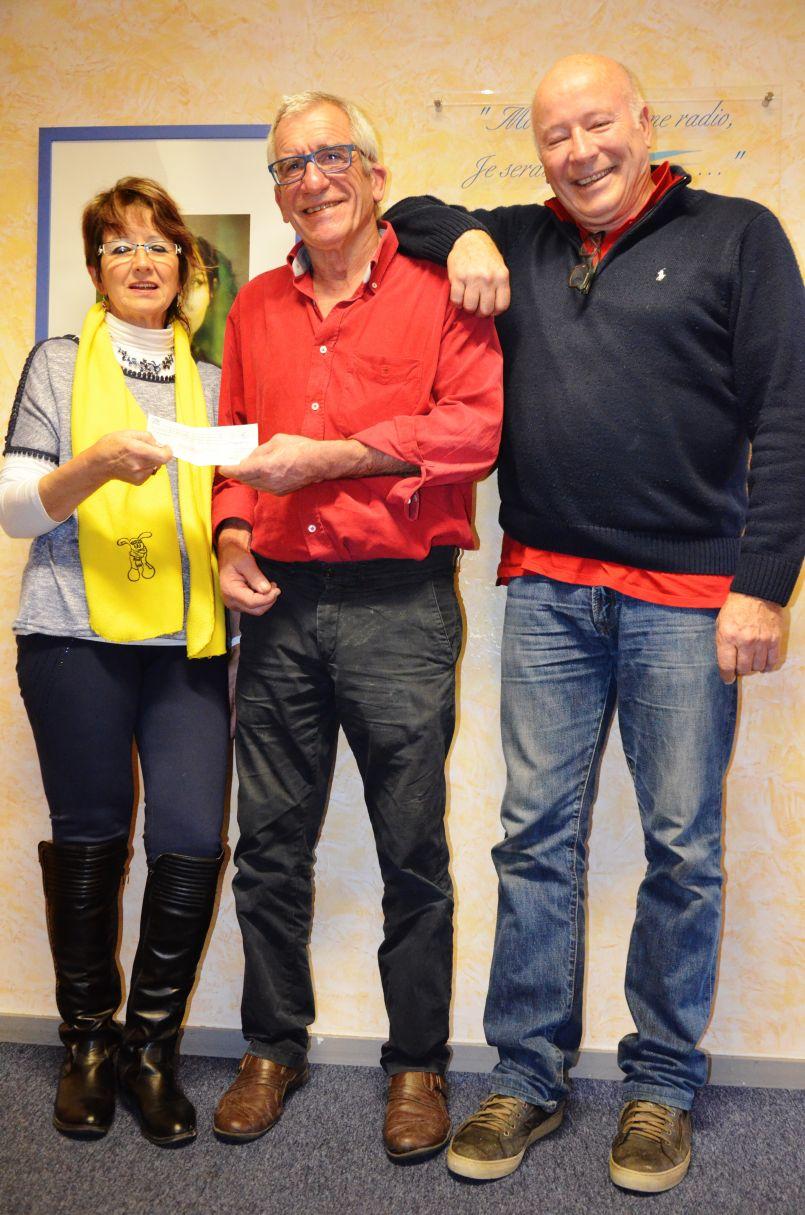 Téléthon biscarrossais : 'Tous en scène' et 'Tous ensemble' avec les Culs Blancs