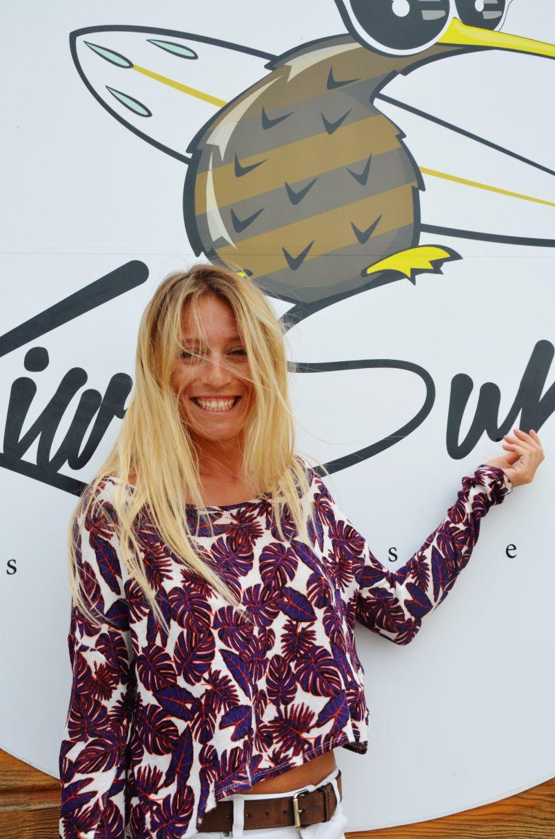 Championnats du monde de lancers de pigne et Kiwi Surf Festival