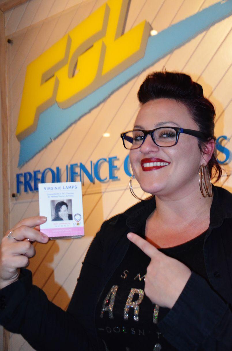 Être MOF, Meilleur Ouvrier de France : le rêve de la parentissoise Virginie Lamps