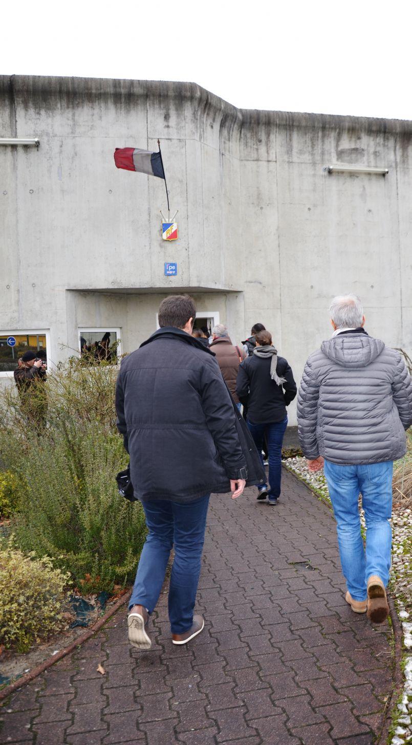 Le 'Challenge carcéral' a invité,  Centre pénitentiaire montois,  les 'pros' de Basket Landes