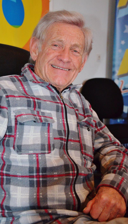 Serge Diederich dit 'Sergio',père de 'Jazz in Sanguinet'