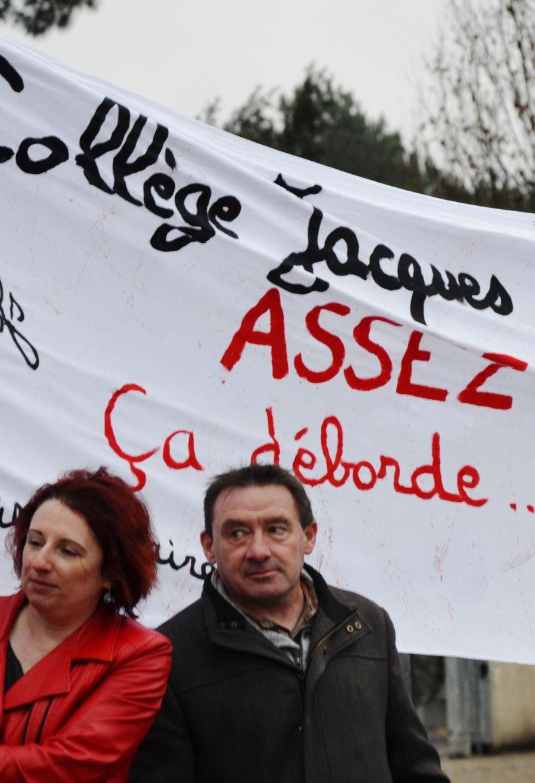 Au collège Jacques Prévert de Mimizan, ça déborde ! Le reportage de la rédaction d'FGL